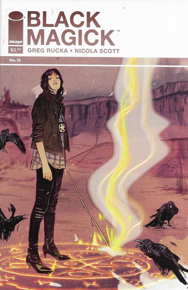 Couverture de Black Magick (2015) -10B- Awakening II, part 5