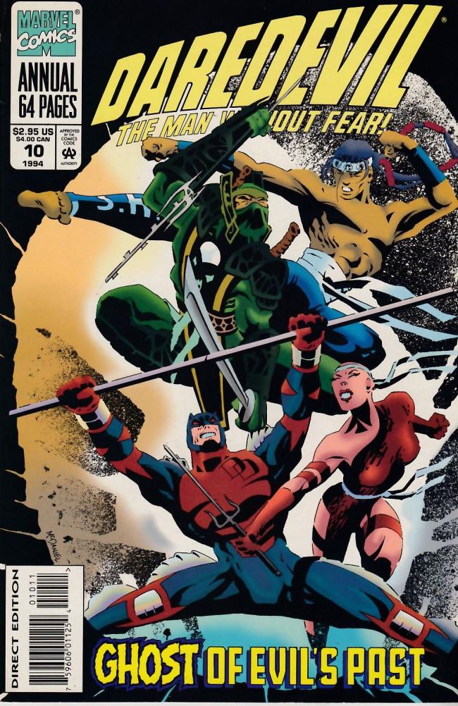Couverture de Daredevil (1964) -AN10- Vendettas