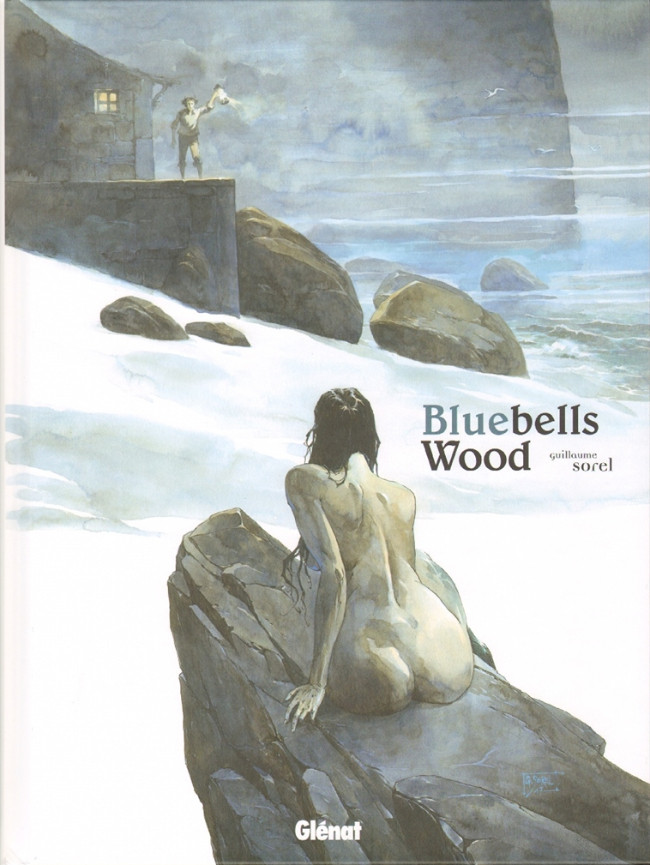 Couverture de Bluebells Wood