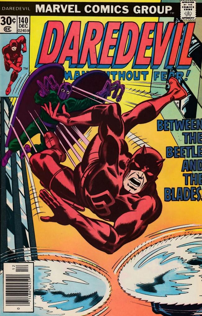 Couverture de Daredevil (1964) -140- Death times two