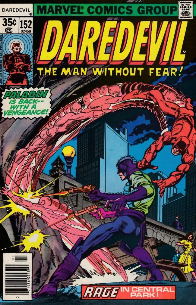 Couverture de Daredevil (1964) -152- Prisoner
