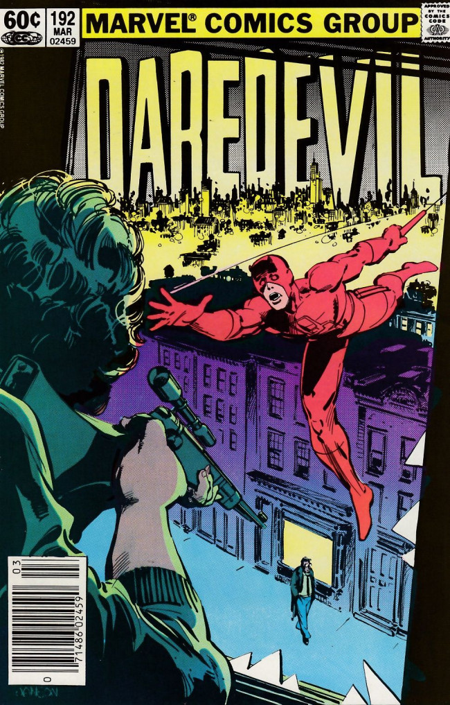 Couverture de Daredevil Vol. 1 (Marvel - 1964) -192- Promises