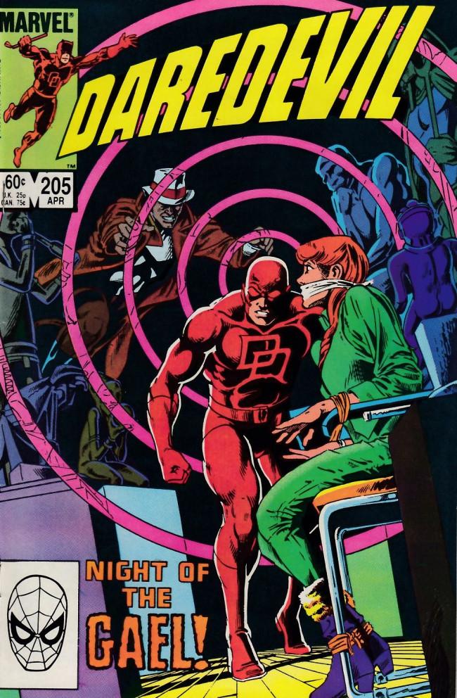 Couverture de Daredevil (1964) -205- The gael
