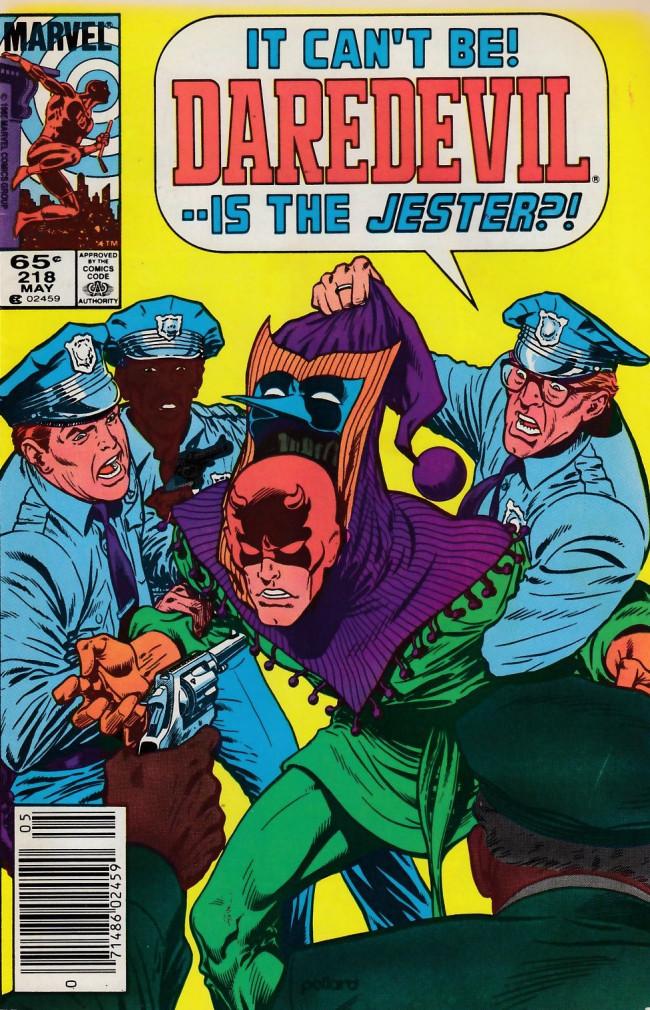 Couverture de Daredevil (1964) -218- All my laurels you have riven away