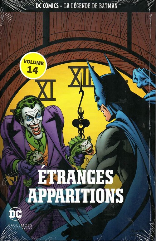Couverture de DC Comics - La légende de Batman -1416- Étranges apparitions