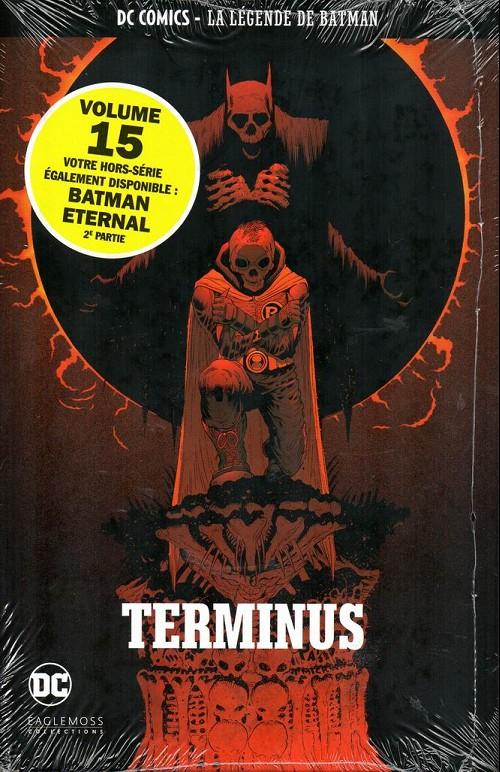 Couverture de DC Comics - La légende de Batman -1561- Terminus