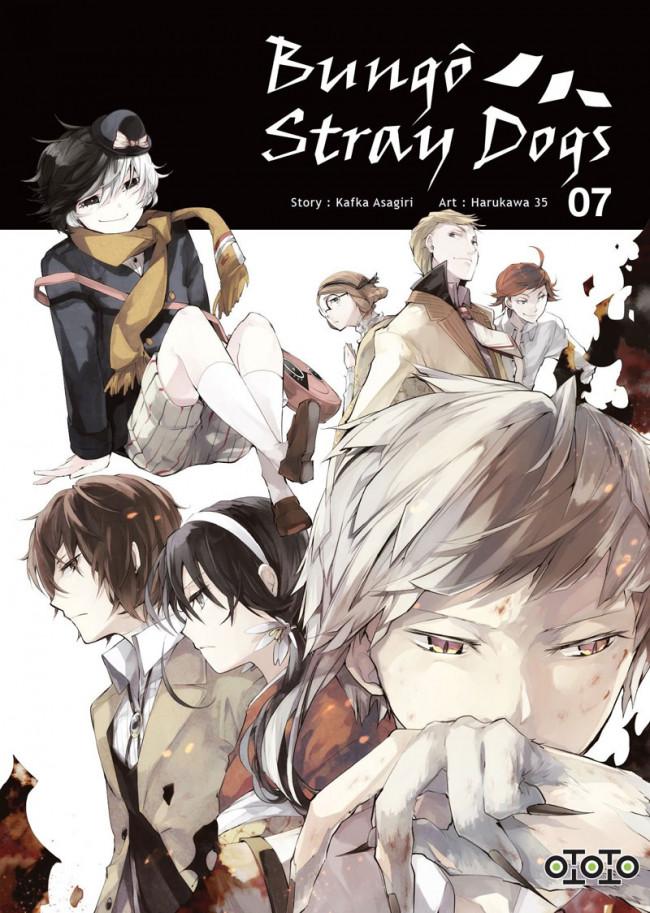 Couverture de Bungô Stray Dogs -7- Tome 7
