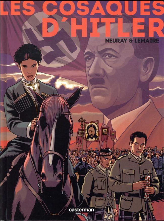 Couverture de Les cosaques d'Hitler - Tome INT