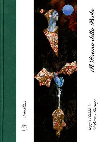 Couverture de (AUT) Toppi (en italien) - Il poema della perla