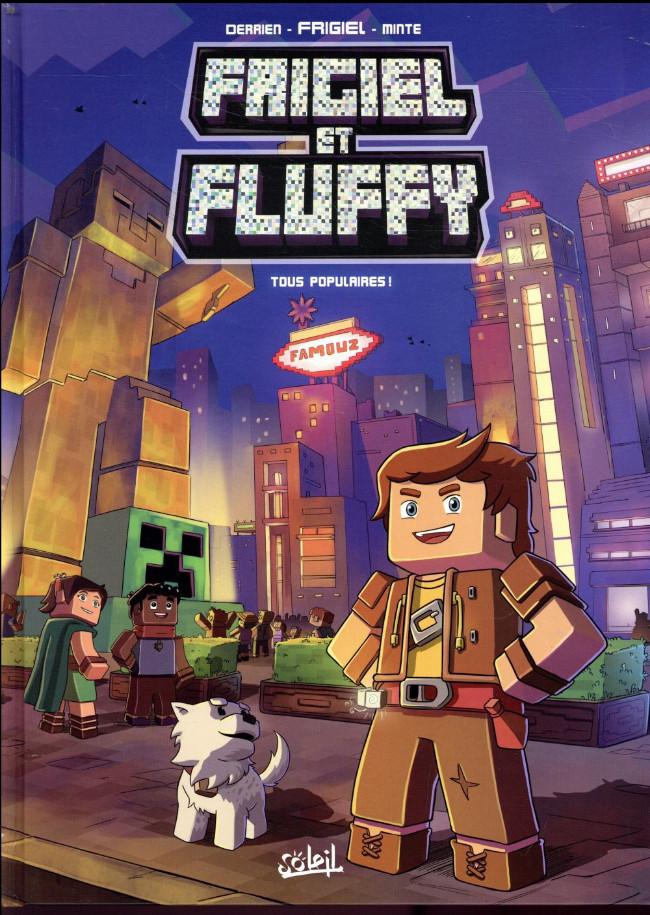 Couverture de Frigiel et Fluffy -2- Tous populaires