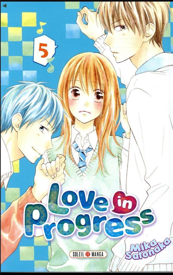 Couverture de Love in Progress -5- Tome 5