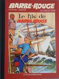 Couverture de Barbe-Rouge (Eaglemoss) -3- Le fils de Barbe-Rouge