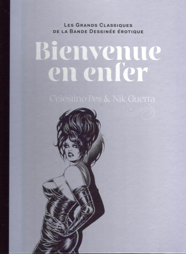 Couverture de Les grands Classiques de la Bande Dessinée érotique - La Collection -5173- Bienvenue en enfer