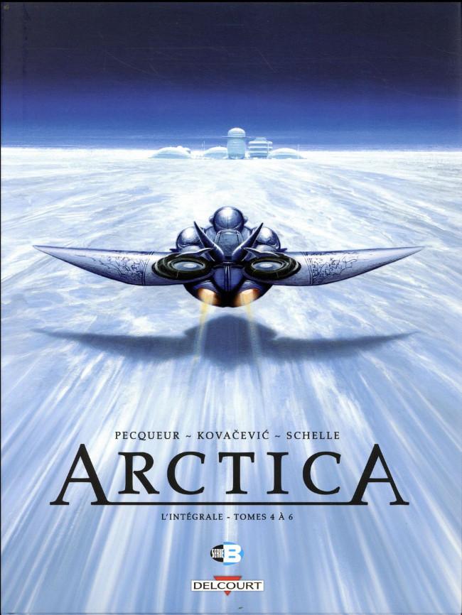 Couverture de Arctica -INT02- L'intégrale - Tomes 4 à 6