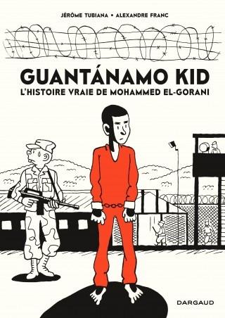 Couverture de Guantanamo kid
