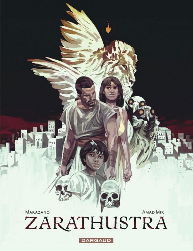 Couverture de Zarathustra -1- Tome 1