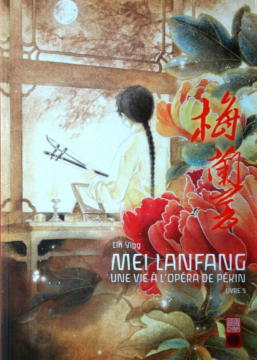 Mei Lanfang - Une vie à l'Opéra de Pékin - les 5 tomes