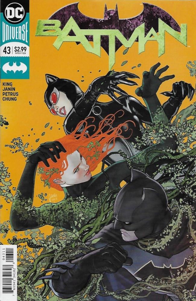 Couverture de Batman (2016) -43- Everyone Loves Ivy, Part Three