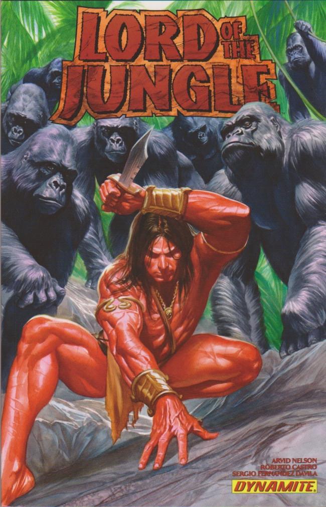 Couverture de Lord of the Jungle -TP1- Volume 1