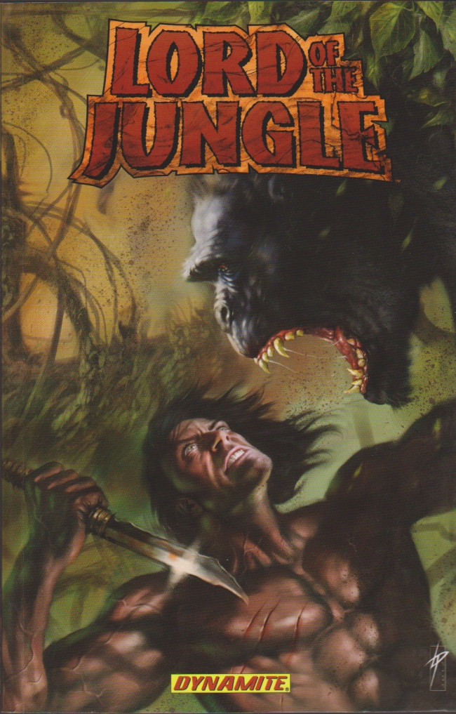 Couverture de Lord of the Jungle -TP2- Volume 2