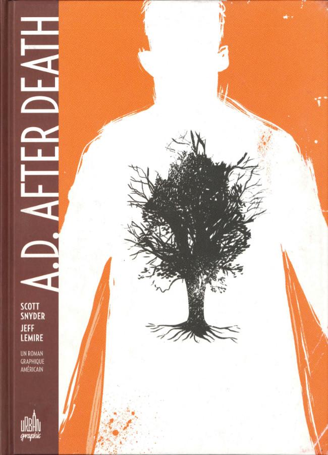 Couverture de A.D. After Death