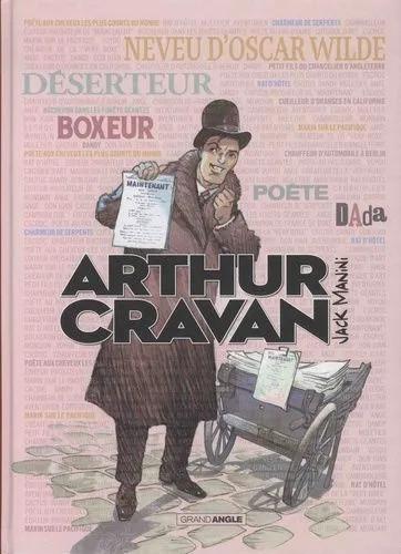 Couverture de Arthur Cravan