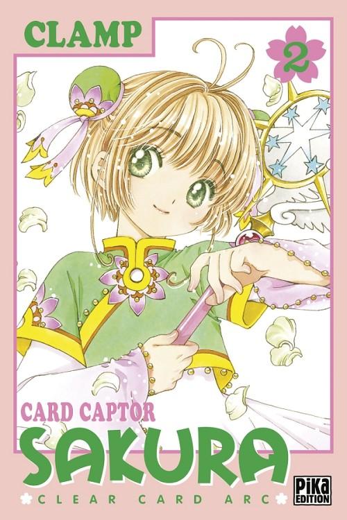 Couverture de Card Captor Sakura - Clear Card Arc -2- Tome 2
