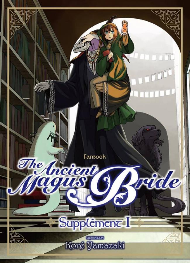 Couverture de Ancient Magus Bride (The) -HS2- The Ancient Magus Bride : Supplément 1