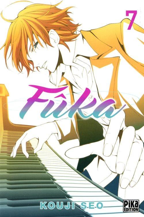 Couverture de Fûka -7- Volume 7