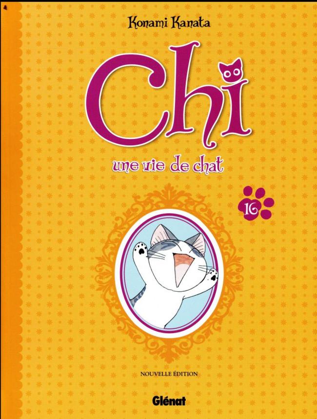 Couverture de Chi - Une vie de chat (grand format) -16- Tome 16