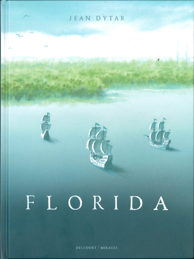Couverture de Florida