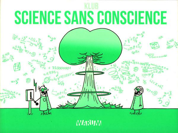 Couverture de Science sans conscience