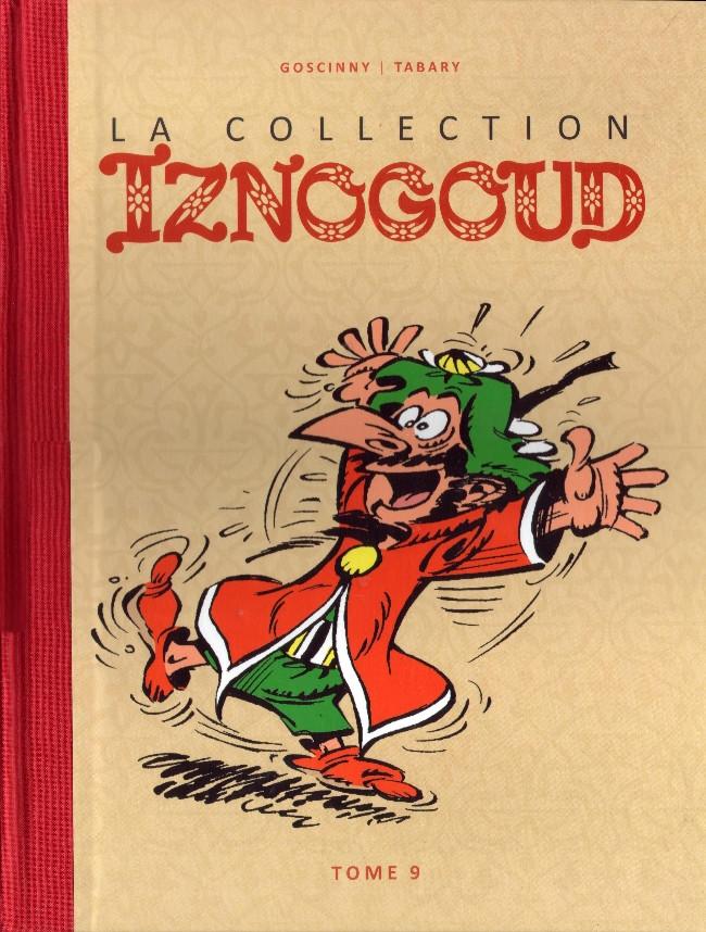 Couverture de Iznogoud - La Collection (Hachette) -9- Tome 9