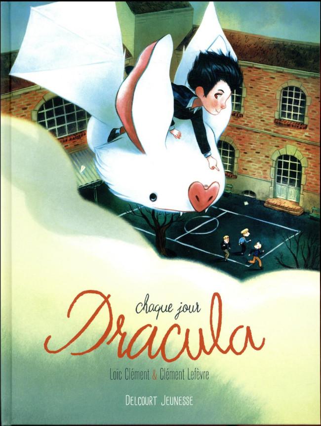 Couverture de Chaque jour Dracula