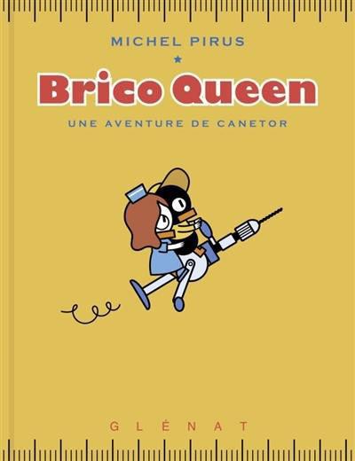 Couverture de Canetor -2- Brico Queen
