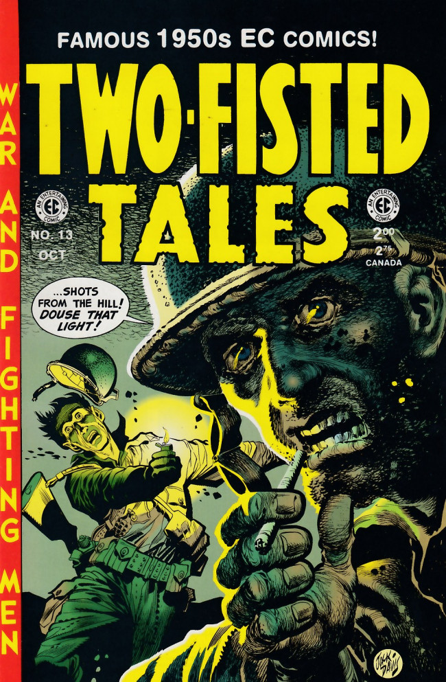 Couverture de Two-Fisted Tales (1992) -13- Two-Fisted Tales 30 (1952)
