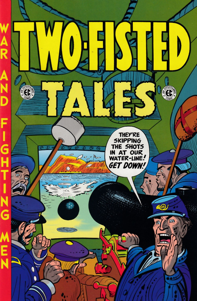 Couverture de Two-Fisted Tales (1992) -14- Two-Fisted Tales 31 (1953)