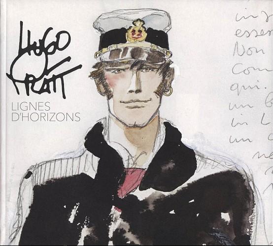 Couverture de (AUT) Pratt, Hugo -Cat- Lignes d'horizons