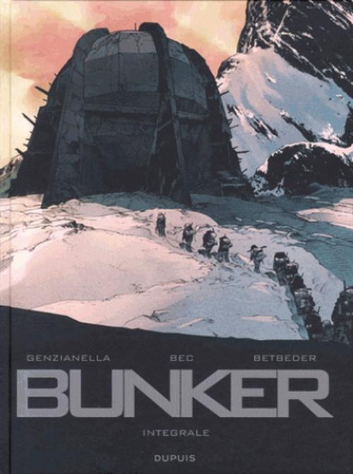 Couverture de Bunker (Betbeder/Bec) -INT- Intégrale