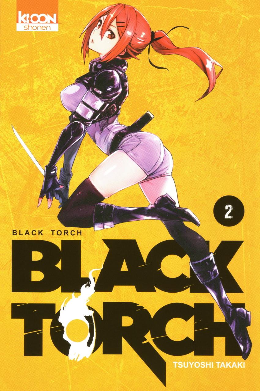 Couverture de Black Torch -2- Tome 2
