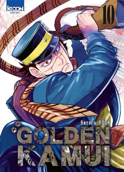 Couverture de Golden Kamui -10- Tome 10