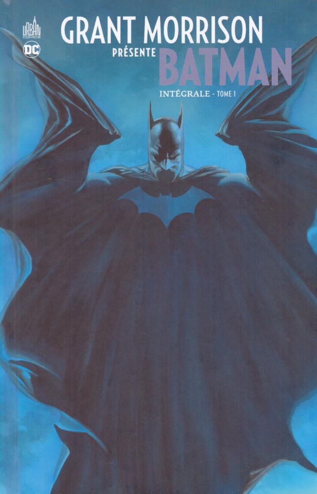 Couverture de Batman (Grant Morrison présente) -INT1- Tome 1