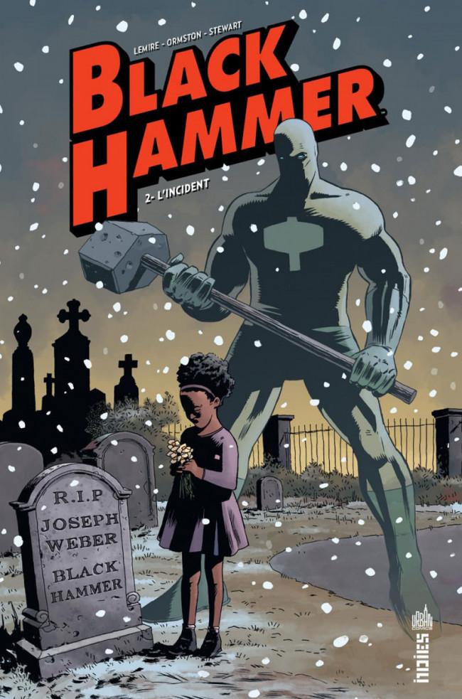 Couverture de Black Hammer -2- L'Incident
