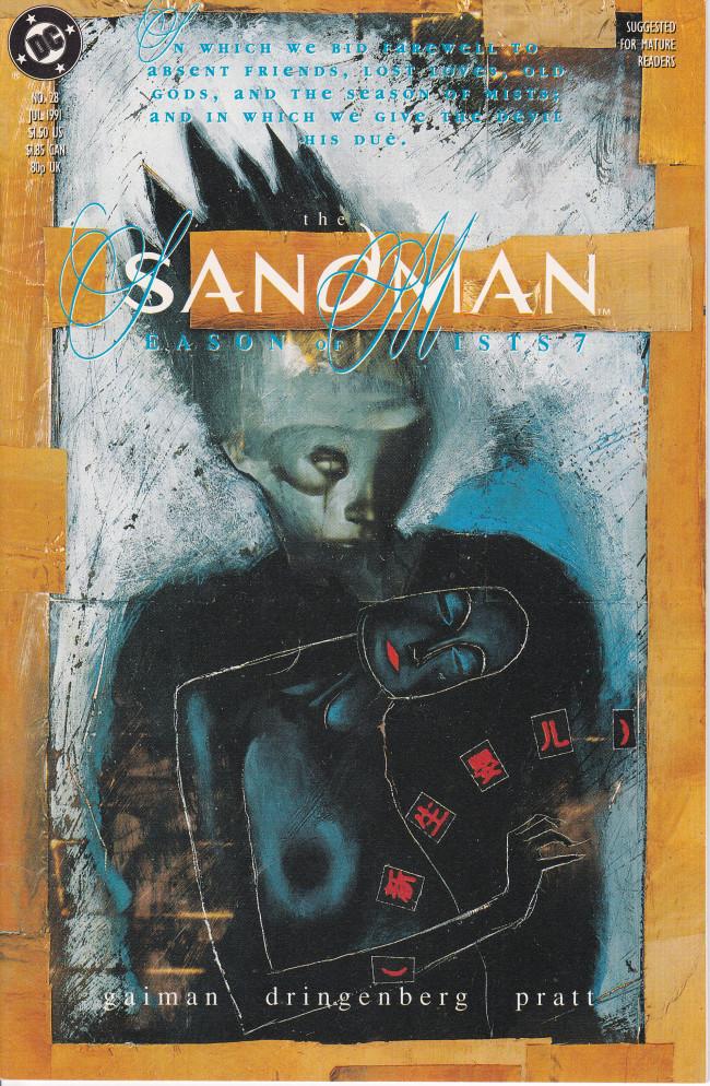 Couverture de Sandman (The) (1989) -28- Season Of Mists Part 7