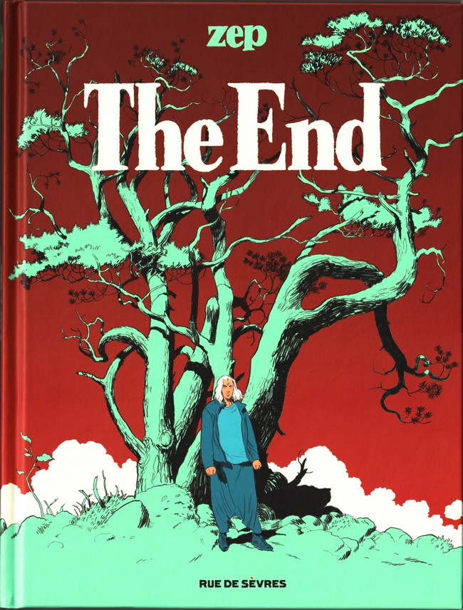Couverture de End (The) - The End