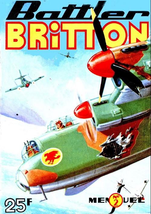 Couverture de Battler Britton -2- Le raid secret...