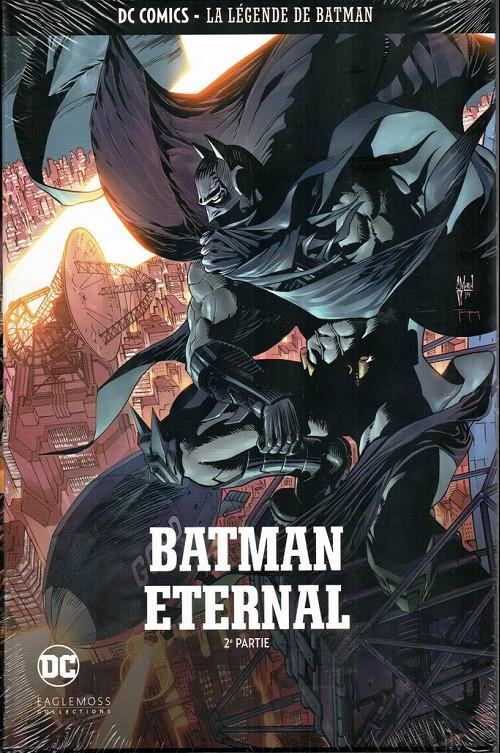 Couverture de DC Comics - La légende de Batman -HS2- Batman eternal - 2e partie