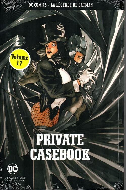 Couverture de DC Comics - La légende de Batman -1746- Private casebook