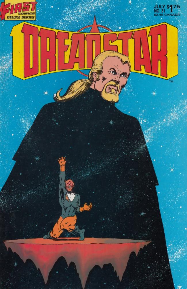 Couverture de Dreadstar (1982) -31- The healing dream