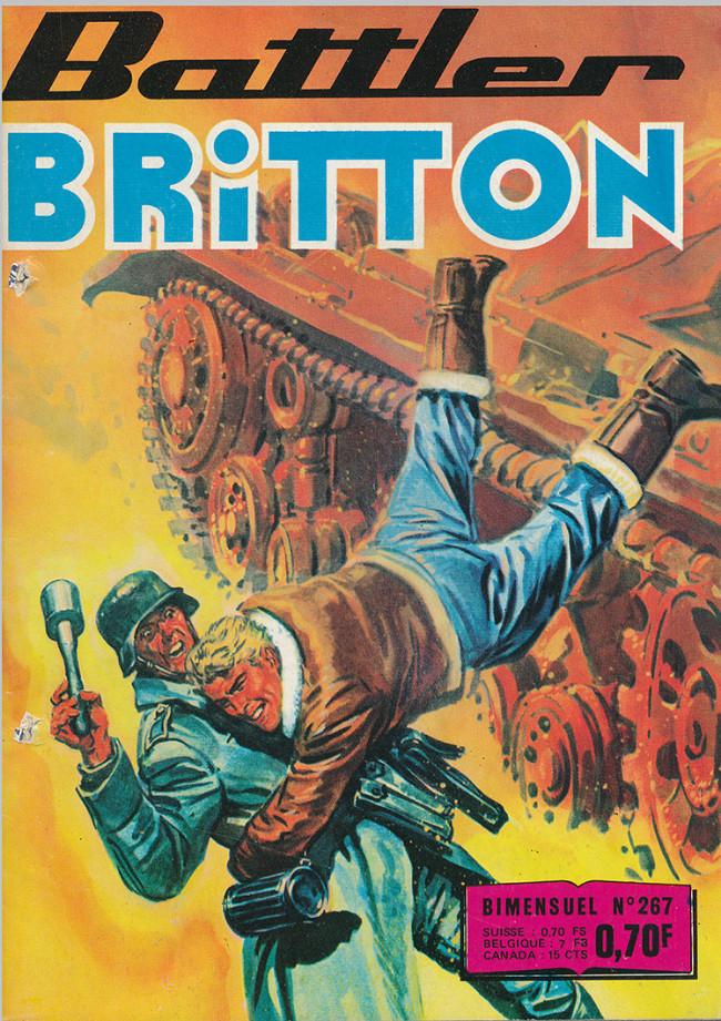 Couverture de Battler Britton -267- Affaire de famille